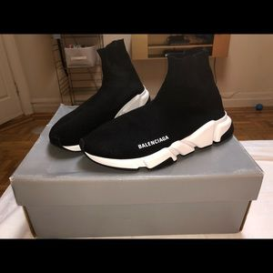 Men balenciaga size 7
